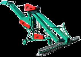 Зернопогрузчик (зернометатель) ЗМ-100С