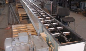 Конвейер шахтный скребковый СР70М, 2СР70М