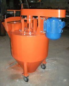 Пенобетонная установка 200 литров
