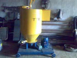 пенобетонная установка 500 литров